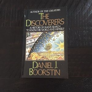 The Discoverers book